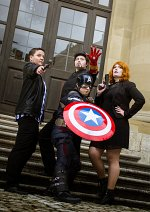 Cosplay-Cover: Clint Barton //Age of Ultron//