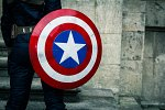 Cosplay-Cover: Captain America ~Stealth Suit~