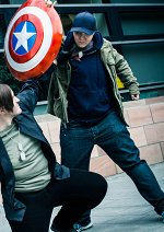 Cosplay-Cover: Steve Rogers (Wintersoldier)