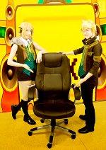 Cosplay-Cover: Kagamine Len [Remote Control | Receiver]