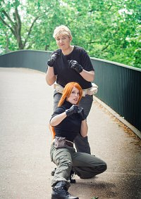 Cosplay-Cover: Kim Ann Possible
