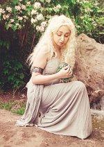 Cosplay-Cover: Daenerys Targaryen (Wedding Dress)