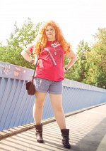 Cosplay-Cover: Merida [Casual]