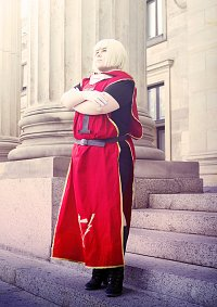 Cosplay-Cover: Brother Andrew