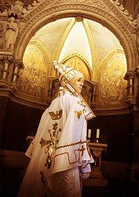 Cosplay-Cover: Pope Alessandro XVIII