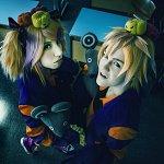 Cosplay: Kagamine Len [Happy Halloween]