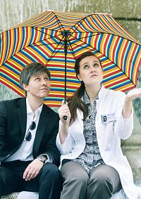 Cosplay-Cover: Molly Hooper