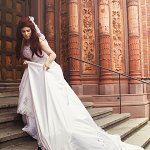 Cosplay: Natalia Alianovna Romanova [Wedding]