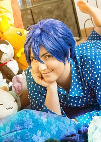 Cosplay-Cover: KAITO [Sleep🌙 Over]