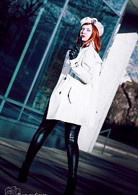 Cosplay-Cover: Natasha Romanoff [The Name of the Rose]