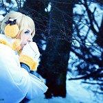 Cosplay: Kagamine Rin [Ever Dream]
