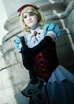 Cosplay-Cover: Kagamine Rin [Aka to Shiro no Kuro no Keifu]
