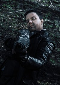 Cosplay-Cover: Hänsel [Hansel&Gretel: Witchhunters]