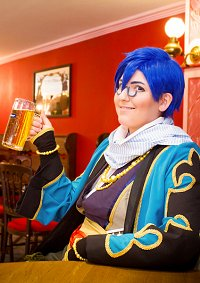 Cosplay-Cover: KAITO [Party x Party || Merchant]
