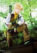 Cosplay-Cover: Kagamine Len [Party x Party | Gunner]