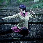 Cosplay: Kamiki Izumo [Winter Uniform]