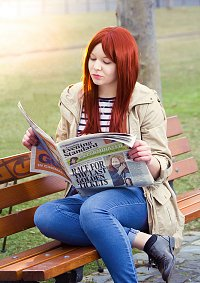 Cosplay-Cover: Amy Pond [The Angels take Manhattan]