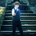 Cosplay: Newt Scamander [Hogwarts Version]