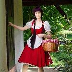 Cosplay: Kamiki Izumo [Red Riding Hood]