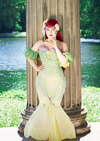 Cosplay-Cover: Arielle (Art Nouveau)