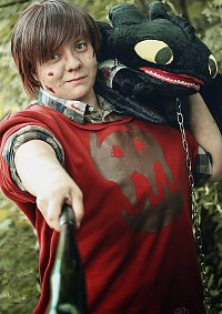 Cosplay-Cover: Hiccup Horrendous Haddock [the walking disney]