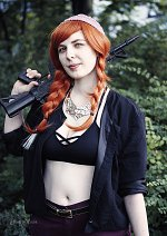 Cosplay-Cover: Anna von Arendelle • The Walking Disney