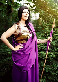 Cosplay-Cover: Reyna