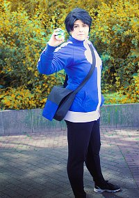 Cosplay-Cover: Mamoru • Poketrainer