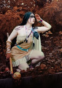 Cosplay-Cover: Powhatan's Pride