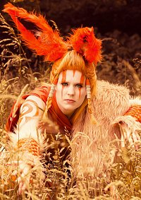 Cosplay-Cover: Flamara (Gijinka by SunsetDragon)