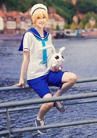 Cosplay-Cover: Takaishi Takeru 高石 タケル [Sailor Artwork]