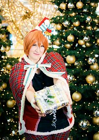 Cosplay-Cover: Rin Hoshizora [December Version / Idolized]
