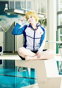 Cosplay-Cover: Nagisa Hazuki - Swim Club