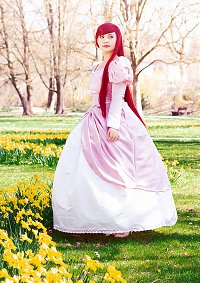Cosplay-Cover: Arielle (pink dress)