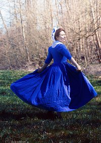 Cosplay-Cover: Belle (historische Version)