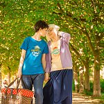 Cosplay: Hojou Mamushi [Blue Summer Festival]