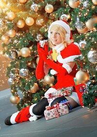 Cosplay-Cover: Kagamine Rin [Christmas]