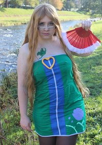 Cosplay-Cover: Evergreen