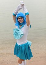 Cosplay-Cover: Sailor Mercury (1. Staffel)