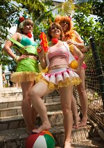 Cosplay-Cover: Hanayo Koizumi (Mermaid Festa/Natsuiro Egao 1,2 ju
