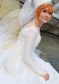 Cosplay-Cover: Däumeline [Hochzeitskleid]