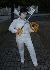 Cosplay-Cover: Toshio