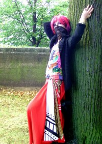 """Cosplay-Cover: Aoi """"OMEGA live Encore ~Ride with the rockers~ """""""