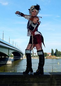"Cosplay-Cover: Rookie Fiddler ""Shangri la"""