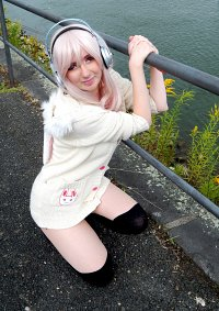 Cosplay-Cover: Sonico