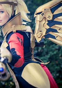 Cosplay-Cover: Mercy [Amber Skin]