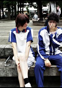 Cosplay-Cover: Inui Sadaharu (Seigaku Regular)