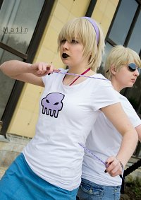Cosplay-Cover: Rose Lalonde [Basic]