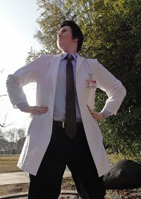"Cosplay-Cover: Dr. John Dorian ""JD""[Staffel 9]"