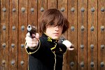 Cosplay-Cover: Suzaku Kururugi [Ashford Uniform]